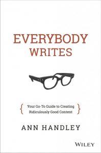 marketing book everybody writes