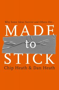 marketing book made to stick
