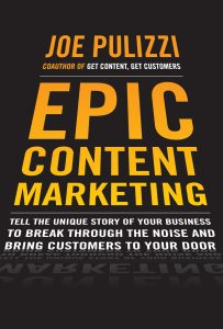 marketing book epic content marketing