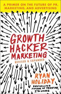 marketing book growth hacker marketing