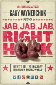 marketing book jab jab jab right hook