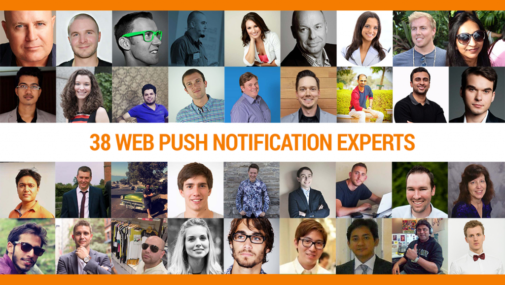 how to use web push notifications